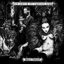 Jim Jones & The Righteous Mind [album cover art]